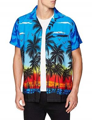 comprar camisa hawaiana barata chico