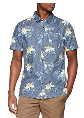 camisa hawaiana de marca