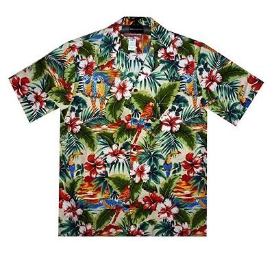 marcas de camisas hawaiana