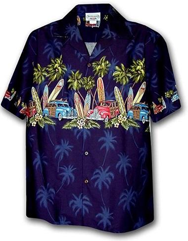 camisa hawaiana pla